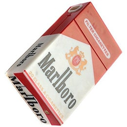 Электрошокер компактный Пачка сигарет Marlboro